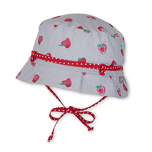 Sterntaler Baby - Mädchen Mütze Hut mit Erdbeeren (43)