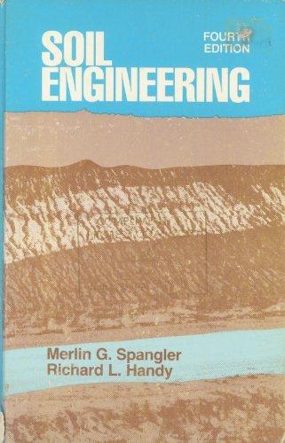 Soil Engineering (The Harper & Row Series in Civil Engineering)