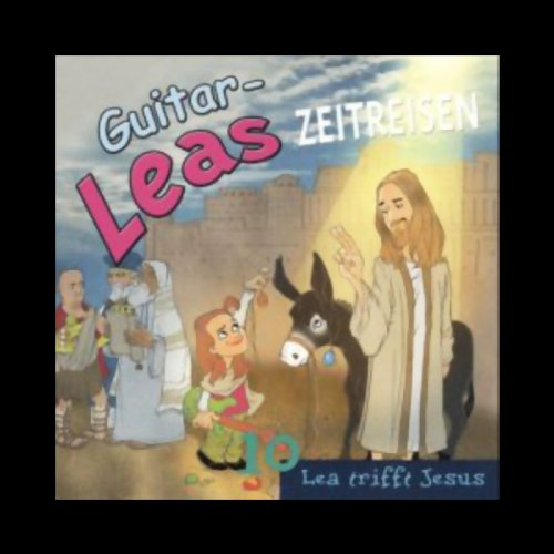 Lea trifft Jesus audiobook cover art