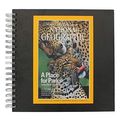 National Geographic Photo Album | regalos de cumpleaños para ella | regalos de cumpleaños para él | libro de imágenes | relleno de medias | papelería estética | regalos para mujeres | papelería