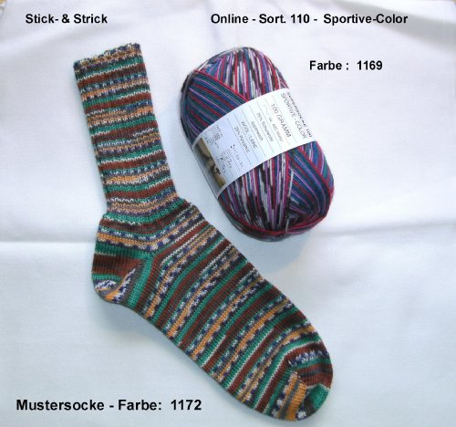 ONline Supersocke 100 Sportive - Color 1169