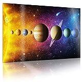 Sonnensystem XXL Universum Poster; Galaxie Weltraum