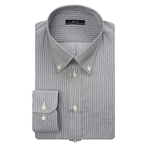 (アトリエ 365) 長袖 ワイシャツ イージーケア 形態安定 Yシャツ カッターシャツ ビジネス/sun-ml-scl-1131-ats-M-39-md893896-y8b