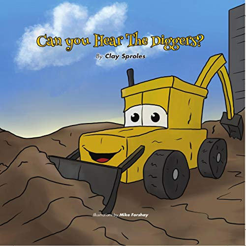 Can You Hear the Diggers? audiobook cover art