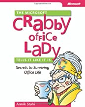 the crabby office lady