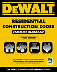 Image of DEWALT 2018 Residential. Brand catalog list of DEWALT.