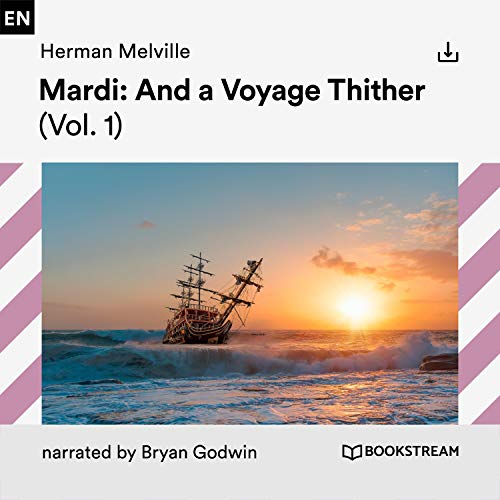Mardi And a Voyage Thither 1 cover art
