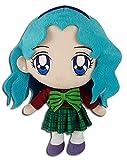 "Great Eastern Sailor Moon GE-52047 Michiru KaiOu Neptune School Uniform Stuffed Plush Multicolor, 8"""