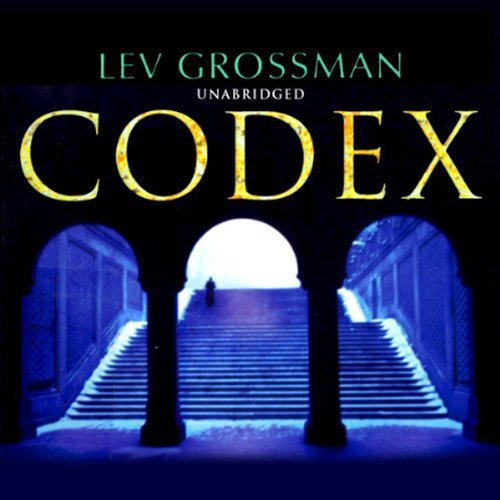 Codex audiobook cover art