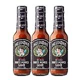 Melinda's Ghost Pepper Hot Sauce - 3 Pack