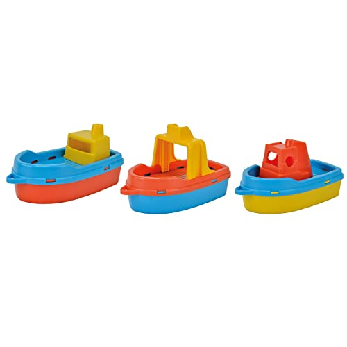 4 Pieces Boat Set Bana Toys