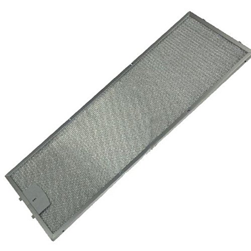 Filtre métal anti-graisses B Hotte 49026165 ROSIERES