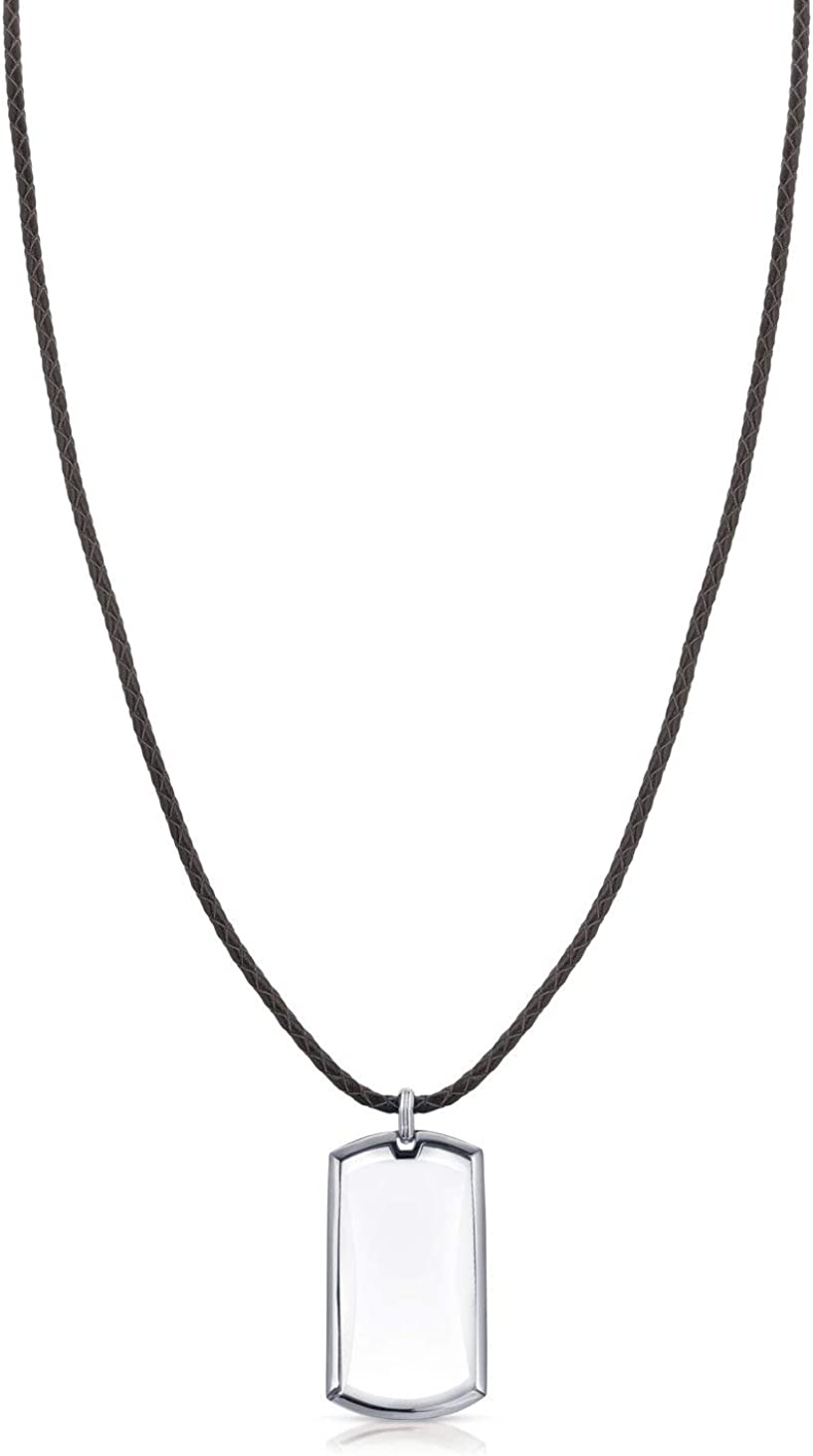 Moderne Monocle - Magnifier Pendant Many popular brands Leather chain Necklace. with All items in the store