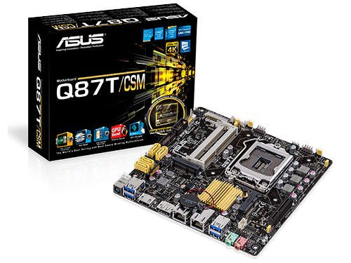 ASUS Mini ITX DDR3 1600 LGA 1150 Motherboard...