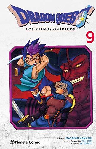 Dragon Quest VI nº 09/10: Los reinos oníricos (Manga Shonen)