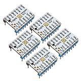 5ピース TMC2208 V1.0 ステッピング モータ ミュート ドライバ ステップスティック パワー チューブ ドライバ
