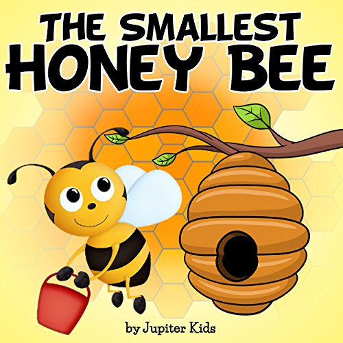 The Smallest Honey Bee audiobook cover art