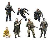 Metal Gear Solid V Figuras Plastic Model Kit 1/35 Metal Gear Solid Ground Zero Set 5 cm...
