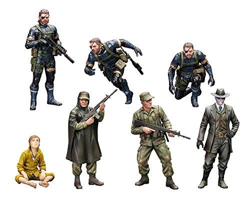 Metal Gear Solid V Figuras Plastic Model Kit 1/35 Metal Gear Solid...