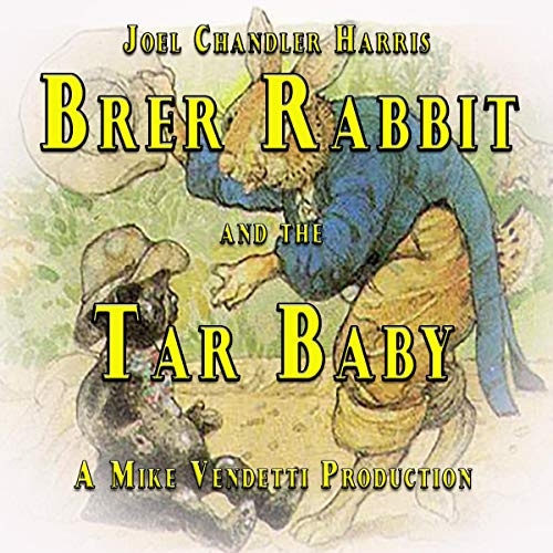 『Brer Rabbit and the Tar Baby』のカバーアート