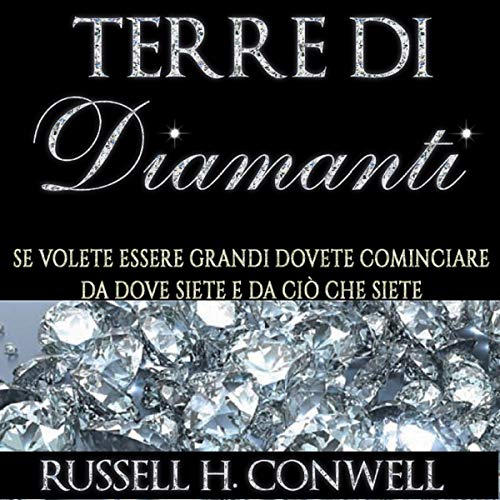 Terre di diamanti cover art