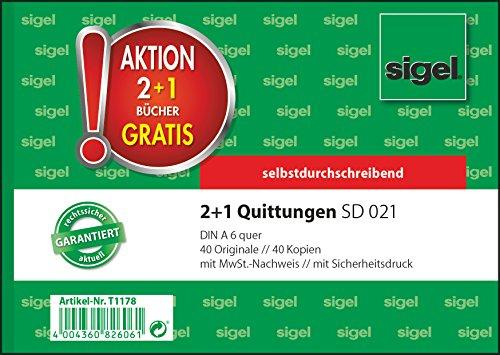 Sigel -  SIGEL T1178