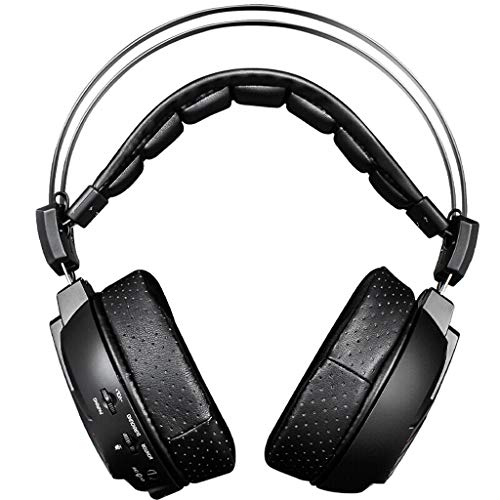 Review Of Fly Computer Headphones with Mai Virtual 7.1 Channels Esports Gaming Headsets Wearing Chic...