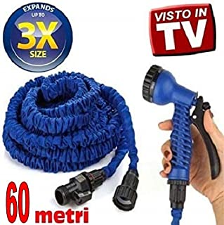 50FT espandibile elastico TUBO da Giardino Tubo dell/'acqua