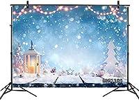 新しいクリスマス暖炉の背景パーティーバナー7x5ftクリスマス靴下杉新年写真背景カスタマイズされた写真ブース小道具