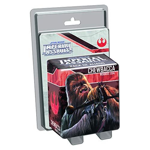 Fantasy Flight Games- Star Wars: Imperial Assault Juegos de Mesa, Color (Asmodee EDGSWI07)