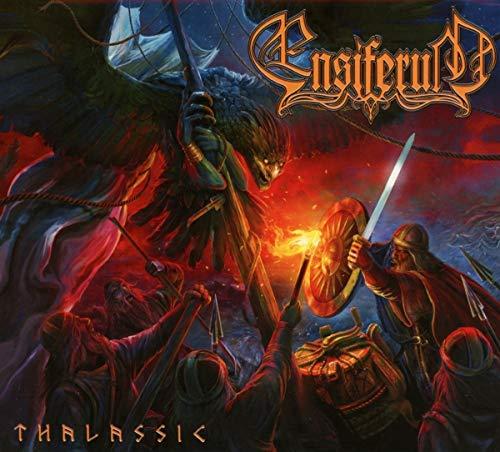 Ensiferum: Thalassic Ltd.ed.(2 Bonus Tracks) (Audio CD)