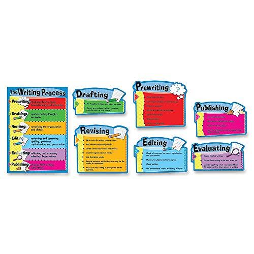 Carson Dellosa The Writing Process Bulletin Board Set (110014)