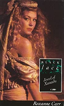 Jewel of Xanadu (Black Lace Series) by [Roxanne Carr]