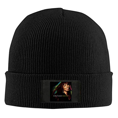 Donna Summer Crayons Mens Womens Unisex Sports Hedging Cap Knit Hat