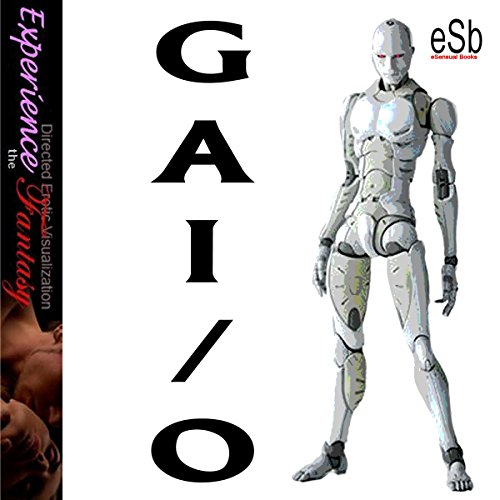 GAI/O audiobook cover art