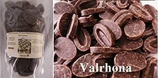 Valrhona 4653 Guanaja 70% Dark Bittersweet Chocolate Callets 1 lb