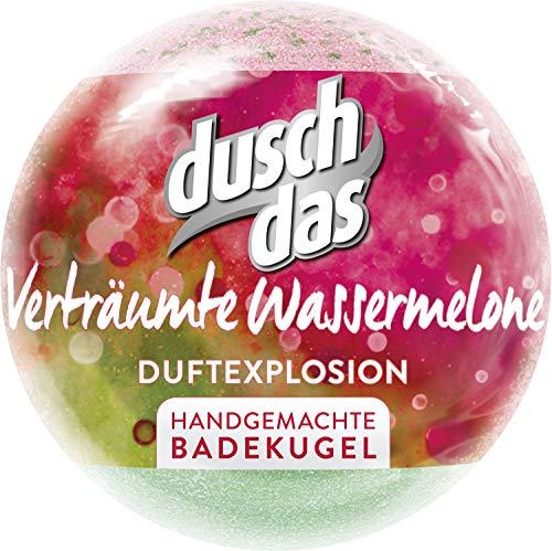 Duschdas Badekugel Verträumte Wassermelone, 8er Pack (8 x 100 g)