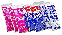 top rated Rx Clear Winter Pool Closure Kit   Insulation Chemicals for Water or Outdoor Pools… 2021
