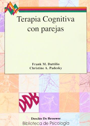 Terapia cognitiva con parejas (Biblioteca de Psicología) (Spanish Edition)