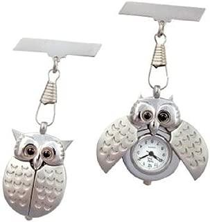 Owl Nurse Fob Watch