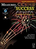 Measures of Success for String Orchestra Teacher's Manual Book 1