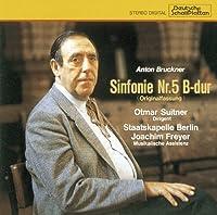 Suitner & Staatskapelle Berlin - Bruckner: Symphony No.5 [Japan CD] KICC-3534 by Suitner & Staatskapelle Berlin (2010-10-06)