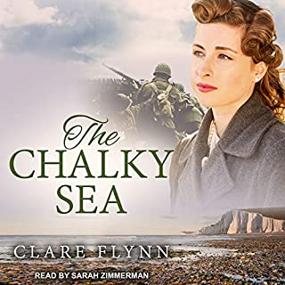 The Chalky Sea audiobook cover art