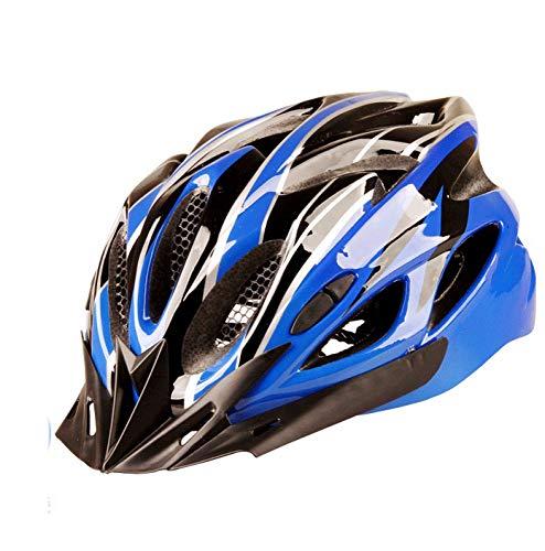 BOC Czz Fahrradhelm, Männer Und Frauen Mountain Road Bike Helm Reitausrüstung, Helm,A,Einheitsgröße