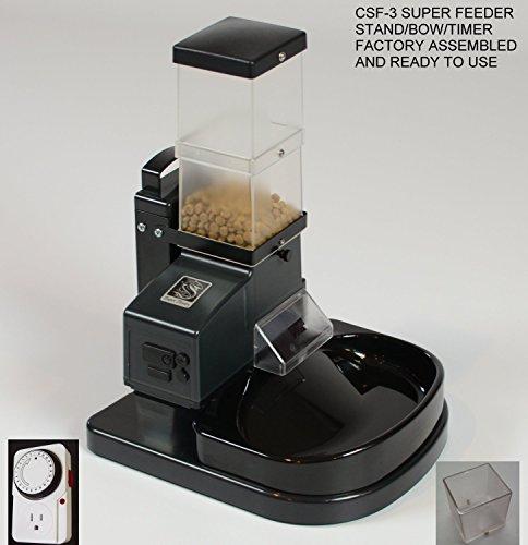 automatic cat feeder super feeder - 4