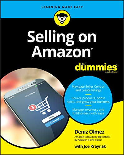 Selling on Amazon For Dummies (For...