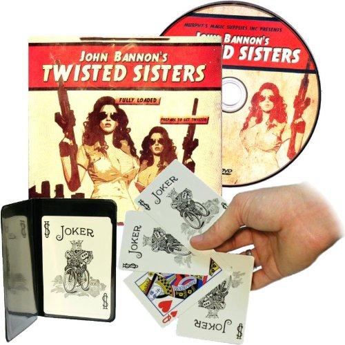 Twisted Sisters - Ein einfacher aber wirkungsvoller Kartentrick