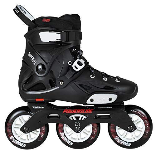 Powerslide Imperial 110 Inline Skate 2019 Black Crimson