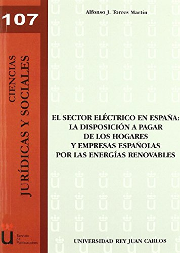 El Sector Eléctrico En España: La Disposición A Pagar De Los Hogares...