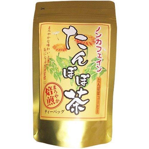 梶商店 健茶館 ノンカフェインたんぽぽ茶10P 18g